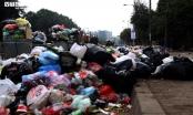 Hà Nội lại ngập ngụa trong rác thải tại quận Nam Từ Liêm