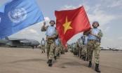 Hoạt động gìn giữ hòa bình Liên Hợp quốc của Việt Nam được đánh giá cao