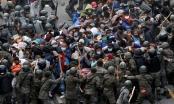 Biển người di cư ùn ùn đổ về biên giới Mỹ trước ngày ông Biden nhậm chức
