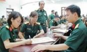 Năm 2020, các trường Đại học quân sự tuyển sinh đạt 99,57%