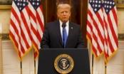 Ông Trump nói gì trong bài diễn văn cuối cùng?