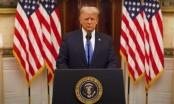 Ông Trump gửi lời tạm biệt trong ngày cuối cùng nhiệm kỳ