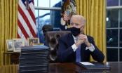 Ông Biden hé lộ về bức thư tử tế ông Trump để lại