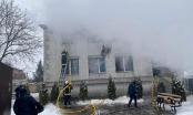Ukraine: Hỏa hoạn tại viện dưỡng lão, hàng chục người thương vong