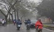 Dự báo thời tiết 25.1: Miền Bắc khả năng có mưa phùn kèm sương mù giăng kín