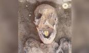 Phát hiện các xác ướp có lưỡi bằng vàng tại Ai Cập