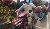 Lào Cai: Lan, đào, quất phô diễn tại chợ biên giới với giá rẻ bất ngờ!