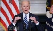 Ông Biden không tiếp đón các nhà lãnh đạo nước ngoài trong vài tháng