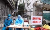 4 điểm còn phong tỏa phòng dịch Covid-19 tại Hà Nội