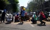 Ngày đẫm máu nhất trong cuộc biểu tình tại Myanmar, ít nhất 18 người thiệt mạng