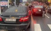 Vụ hai xe Mercedes chung một biển số ở Hà Nội: Làm giả biển số xe có thể bị phạt tù