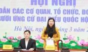 Hà Nội dự kiến giới thiệu 59 người tham gia ứng cử ĐBQH