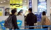 Hành khách phải khai báo y tế điện tử trước khi qua soi chiếu an ninh