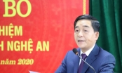 Bí thư Huyện uỷ huyện Diễn Châu giữ chức vụ Chánh thanh tra tỉnh Nghệ An