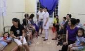 352 học sinh tiểu học ở Ninh Bình bị ngộ độc là do ăn ruốc gà có độc tố tụ cầu vàng