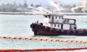 Xử lý hơn 2 triệu lít dầu tràn trên biển Đà Nẵng thế nào?