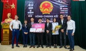 Sinh viên đấu trí, đấu lý tại phiên tòa chung kết Diễn án Cerca Trova 2018