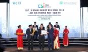 Herbalife được vinh danh trong danh sách 100 DN bền vững Việt Nam 2018