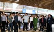 Quảng Ninh kiểm tra công tác hoàn thiện ba dự án hạ tầng giao thông trọng điểm trước ngày khánh thành