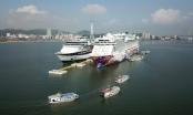 Cảng tàu khách du lịch quốc tế Hạ Long lần đầu đón hai tàu 5 sao neo đậu cùng lúc