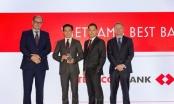 Techcombank nhận giải thưởng danh giá Ngân hàng tốt nhất Việt Nam 2018 từ Euromoney