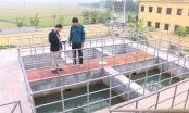 Khai thác nước không giấy phép, Công ty TNHH Thành Trung bị xử phạt
