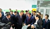Phái đoàn Triều Tiên thăm Tập đoàn An Phát ở Hải Dương