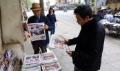 Người dân Hà Nội quan tâm theo dõi hội nghị thượng đỉnh Mỹ-Triều