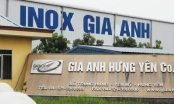Công ty TNHH Gia Anh Hưng Yên xả nước thải vượt quy chuẩn ra môi trường