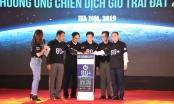 Hà Nội hưởng ứng chiến dịch Giờ trái đất 2019