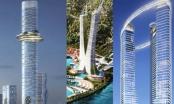 Tòa tháp chọc trời hơn 100 tầng: Kỷ lục... còn trên giấy