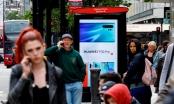 Thị trường điện thoại thông minh: Huawei soán vị trí thứ hai của Apple
