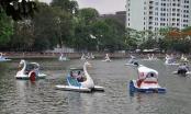 """Địa ốc 7AM: Hà Nội lấy đất công viên Thủ Lệ làm bãi xe, dân phản đối """"xén"""" công viên Cầu Giấy"""