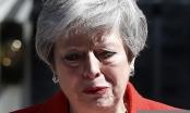 Hình ảnh quốc tế ấn tượng: Thủ tướng Anh Theresa May tuyên bố từ chức trong nước mắt