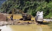 Thừa Thiên - Huế: Ngổn ngang tình trạng khai thác cát trái phép ở suối A Lin
