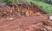Điều tra vụ khai thác khoáng sản thuộc đất quốc phòng