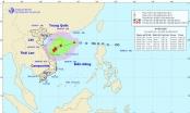 Áp thấp nhiệt đới khả năng mạnh lên thành bão số 5, gây mưa lớn tại Trung Bộ