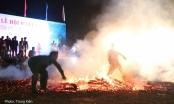 Huyền bí lễ hội nhảy lửa dân tộc Pà Thẻn