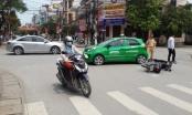 Hà Nam: Mất tầm nhìn, 2 ô tô đâm nhau tại ngã tư