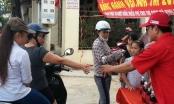 Kim Sơn, Ninh Bình: Hơn 2.000 thí sinh thi vào lớp 10  được phục vụ nước uống miễn phí