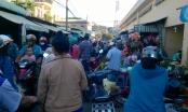 Bình Dương: Chợ và bãi rác cản trở lối đi khu dân cư