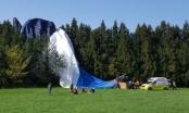 Hàn Quốc: Tai nạn khinh khí cầu, 1 người chết, 12 người bị thương