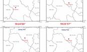 Tỉnh Quảng Nam hứng chịu 4 trận động đất chỉ trong 1 tiếng