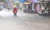 Cảnh báo mưa dông diện rộng khu vực thành phố Hà Nội