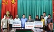 Giáo dục Hà Nội hỗ trợ 5 trường của huyện Chương Mỹ bị ngập úng