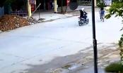 [Clip]: Không làm chủ tốc độ, nam thanh niên gây tai nạn nghiêm trọng