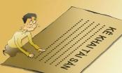 Phòng, chống tham nhũng: Cần áp dụng kê khai tài sản với cả người thân cán bộ