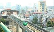 Chạy thử nghiệm tàu đường sắt trên cao tại Hà Nội