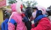 Rét đậm ở miền Bắc, học sinh tiếp tục được nghỉ sau Tết Dương lịch