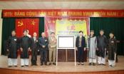 Bắc Giang: Lăng Quận công Nguyễn Thế Lai đón bằng di tích lịch sử cấp tỉnh